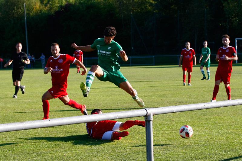 Pokalspiel SV Heinersreuth - 56