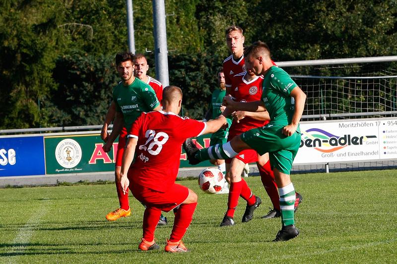 Pokalspiel SV Heinersreuth - 58