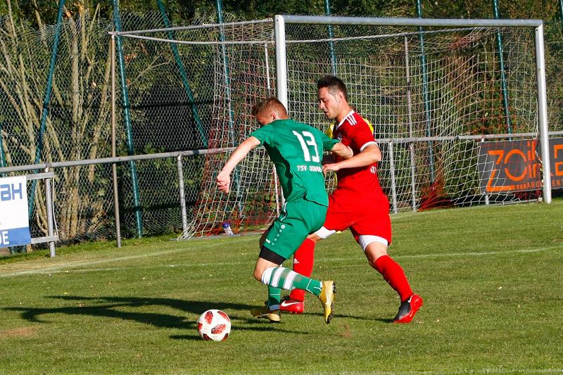 Pokalspiel SV Heinersreuth - 60