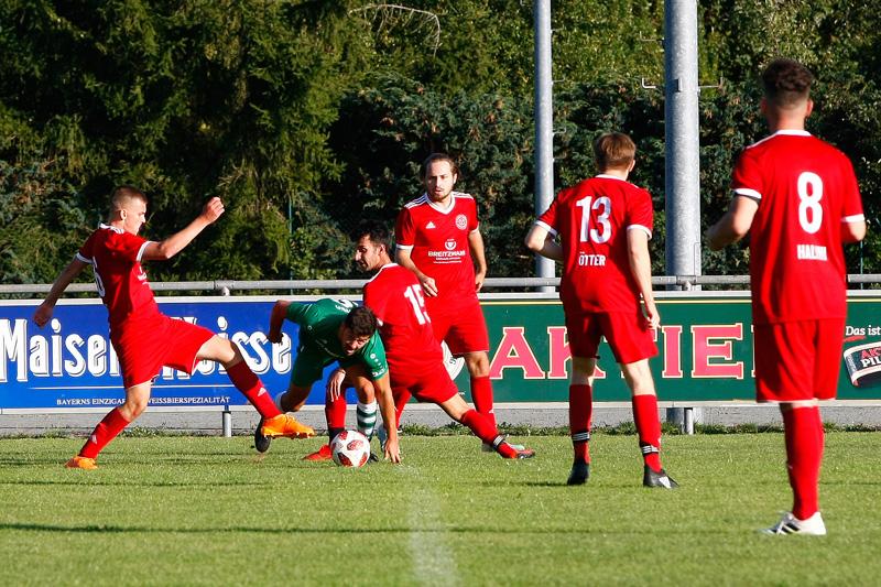 Pokalspiel SV Heinersreuth - 61