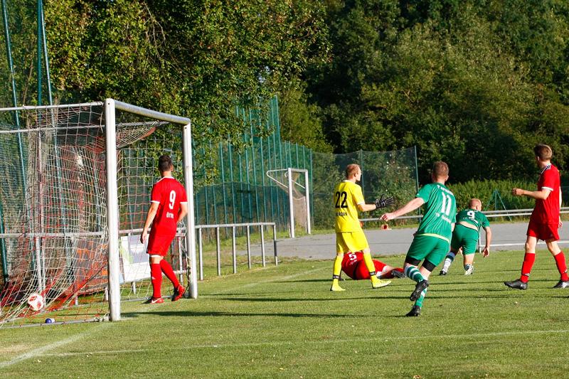 Pokalspiel SV Heinersreuth - 64