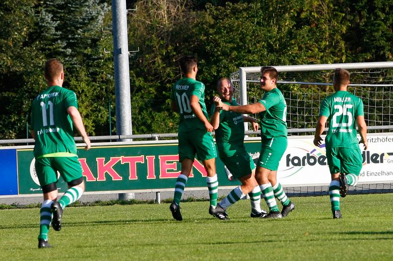 Pokalspiel SV Heinersreuth - 66