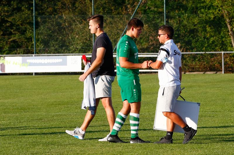Pokalspiel SV Heinersreuth - 68