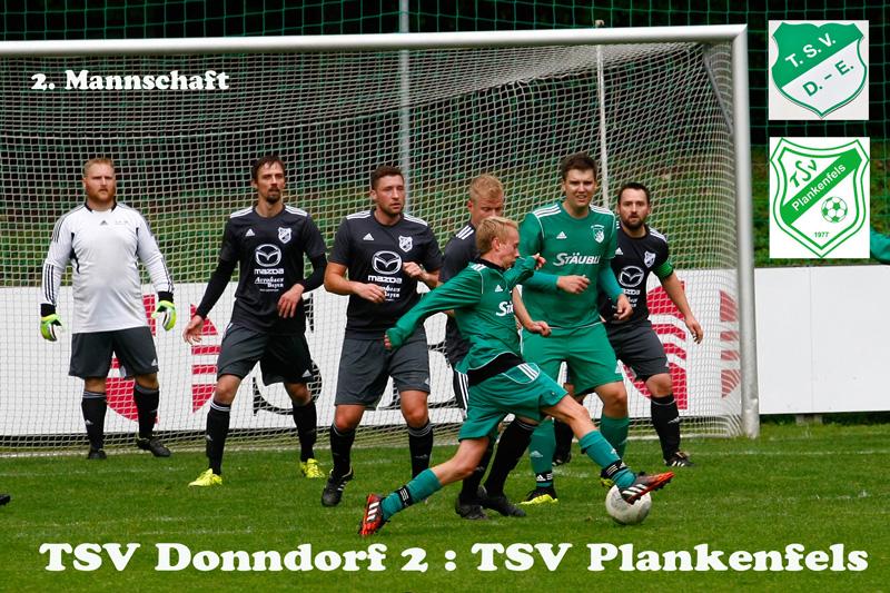 Ligaspiel TSV Plankenfels - 1