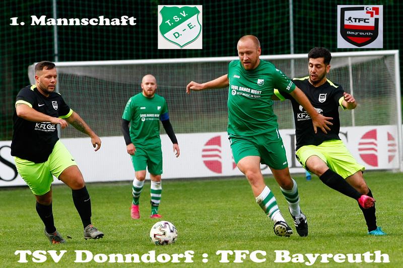 Ligaspiel  TFC Bayreuth - 1