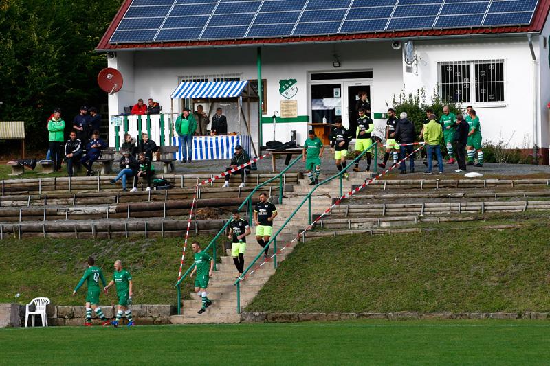 Ligaspiel  TFC Bayreuth - 2