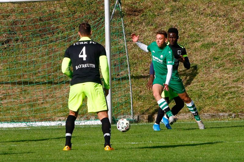 Ligaspiel  TFC Bayreuth - 3