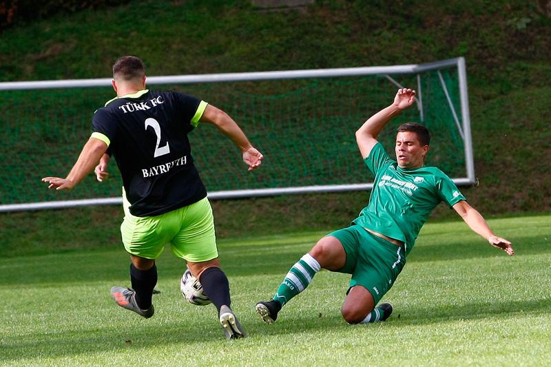 Ligaspiel  TFC Bayreuth - 5