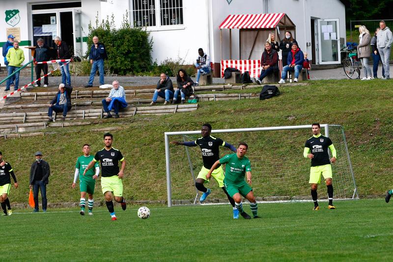 Ligaspiel  TFC Bayreuth - 8