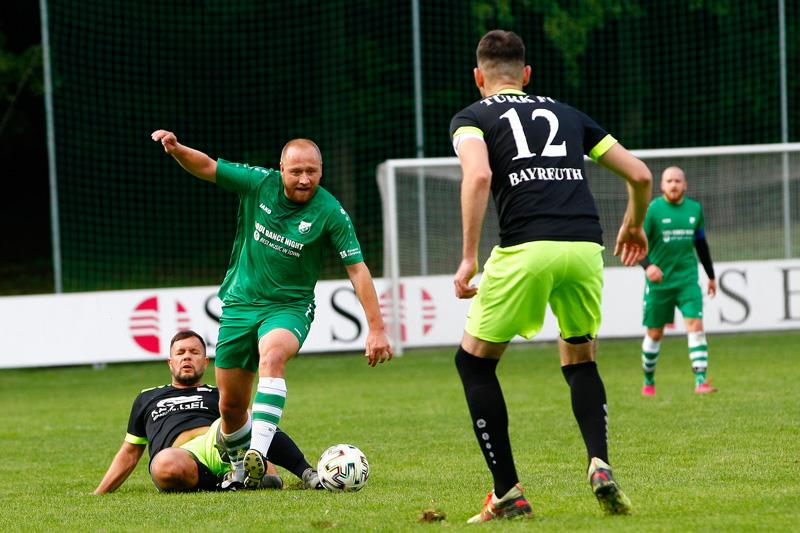 Ligaspiel  TFC Bayreuth - 11