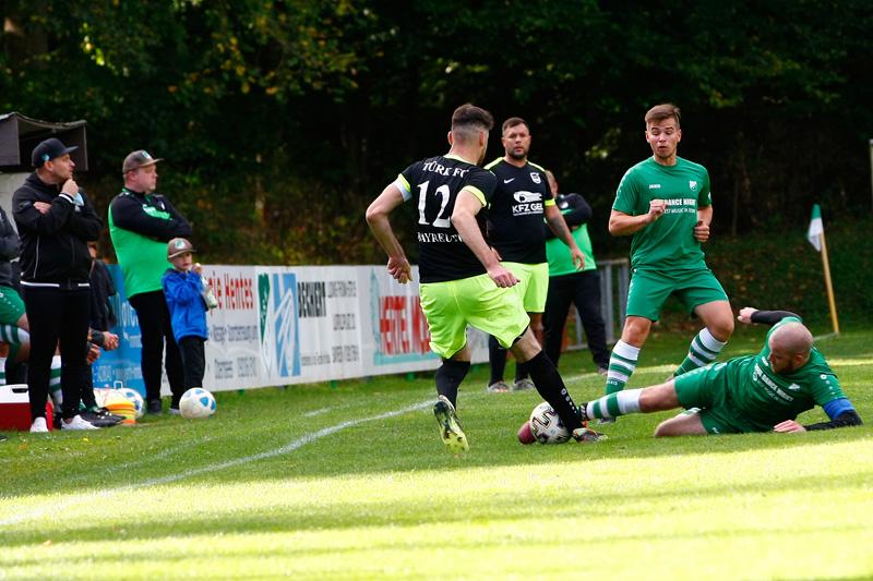 Ligaspiel  TFC Bayreuth - 18