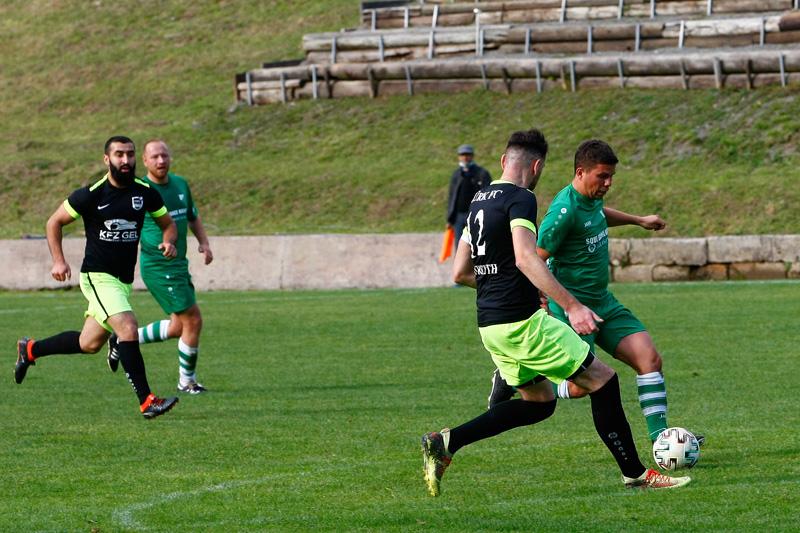 Ligaspiel  TFC Bayreuth - 19