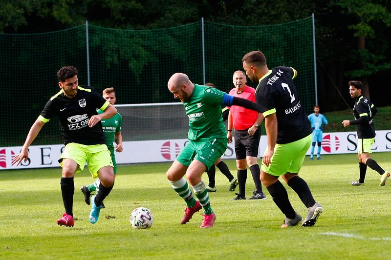 Ligaspiel  TFC Bayreuth - 25