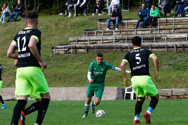 Ligaspiel  TFC Bayreuth - 31