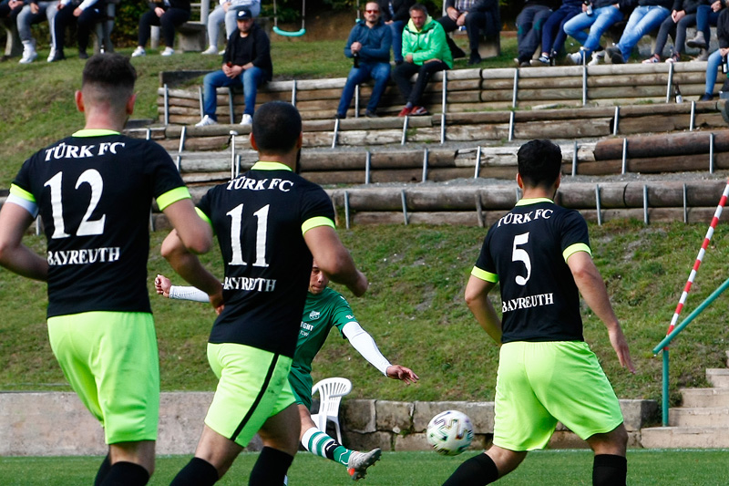 Ligaspiel  TFC Bayreuth - 32