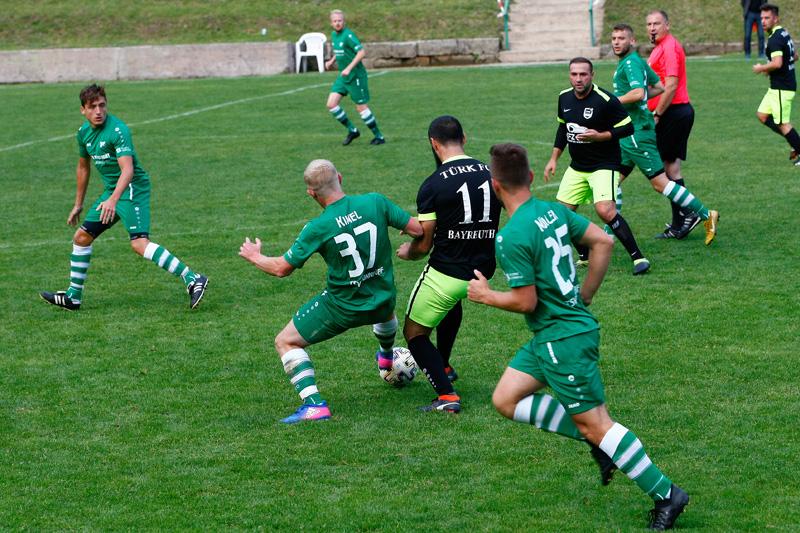 Ligaspiel  TFC Bayreuth - 43