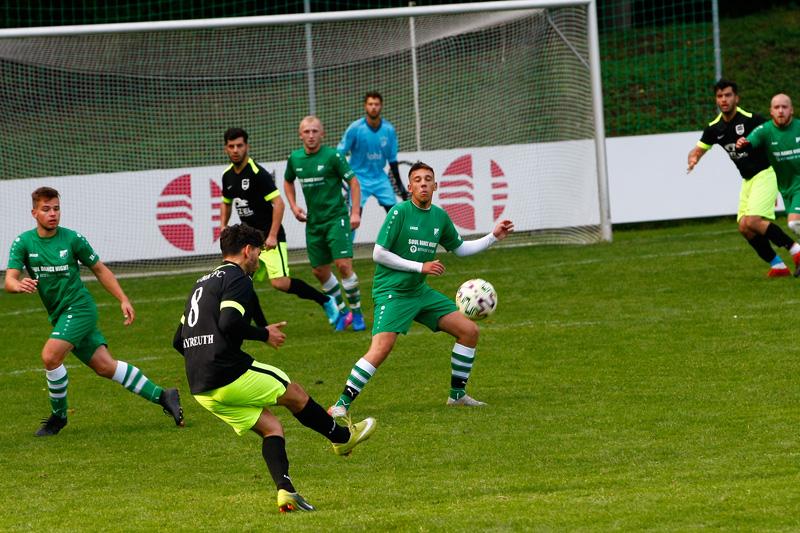 Ligaspiel  TFC Bayreuth - 45