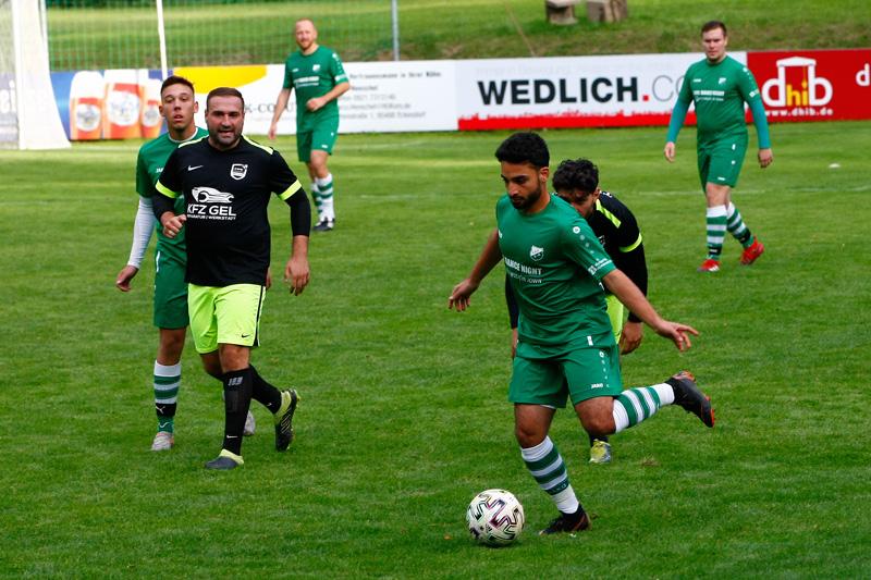 Ligaspiel  TFC Bayreuth - 52