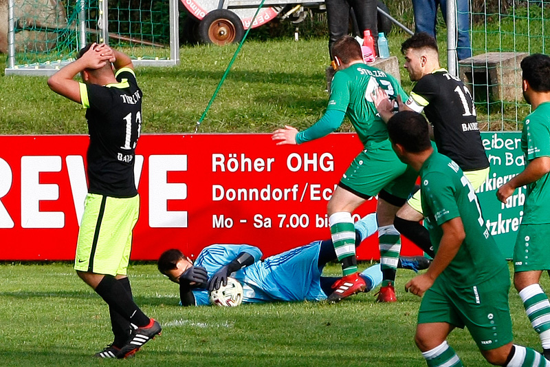 Ligaspiel  TFC Bayreuth - 57
