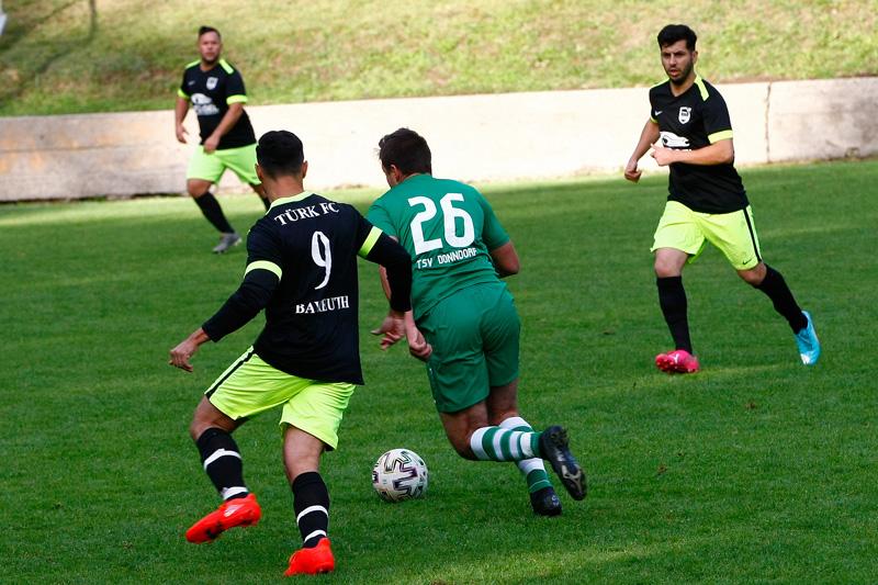 Ligaspiel  TFC Bayreuth - 58