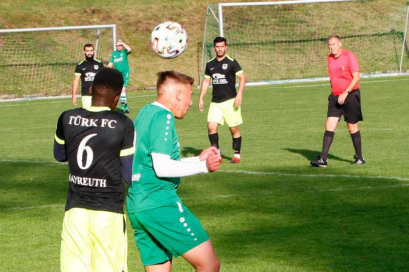 Ligaspiel  TFC Bayreuth - 73