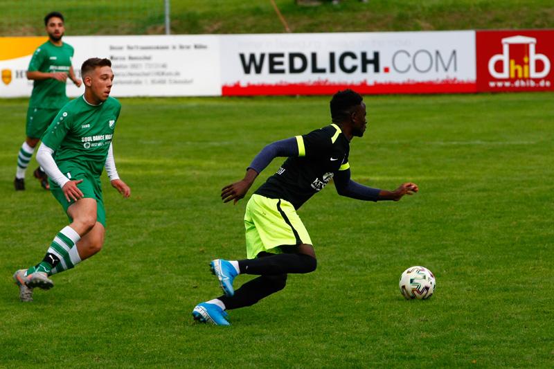 Ligaspiel  TFC Bayreuth - 76