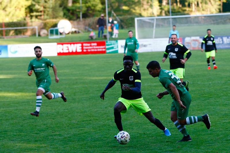 Ligaspiel  TFC Bayreuth - 80