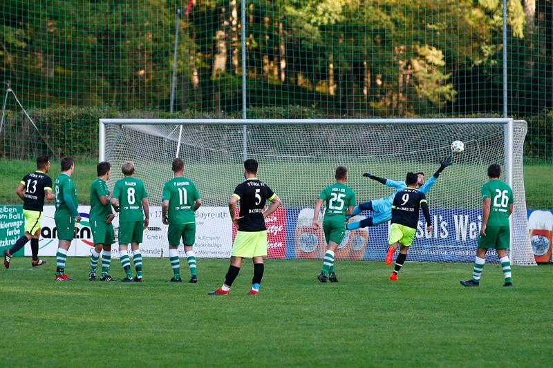 Ligaspiel  TFC Bayreuth - 85