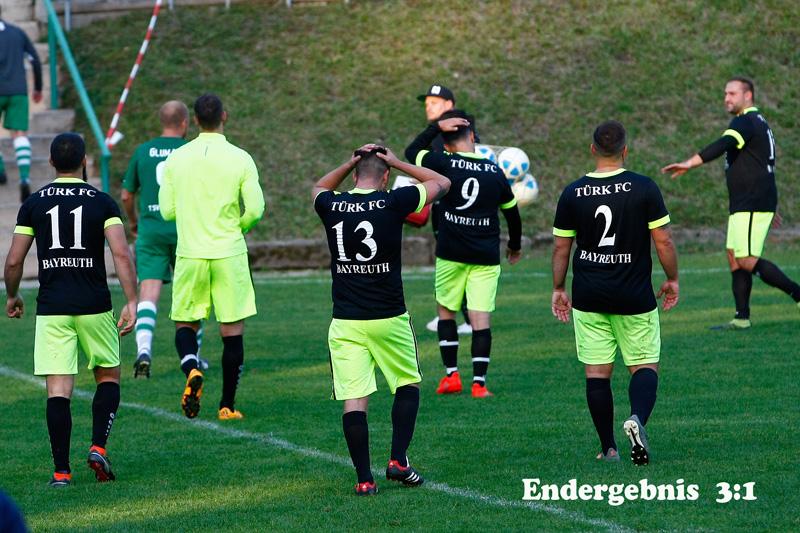 Ligaspiel  TFC Bayreuth - 92