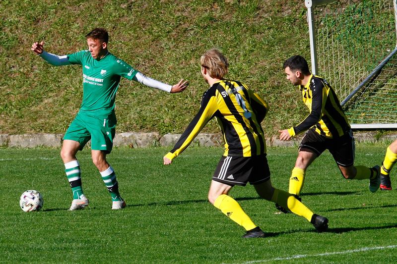 Ligaspiel  SV Kirchahorn - 2