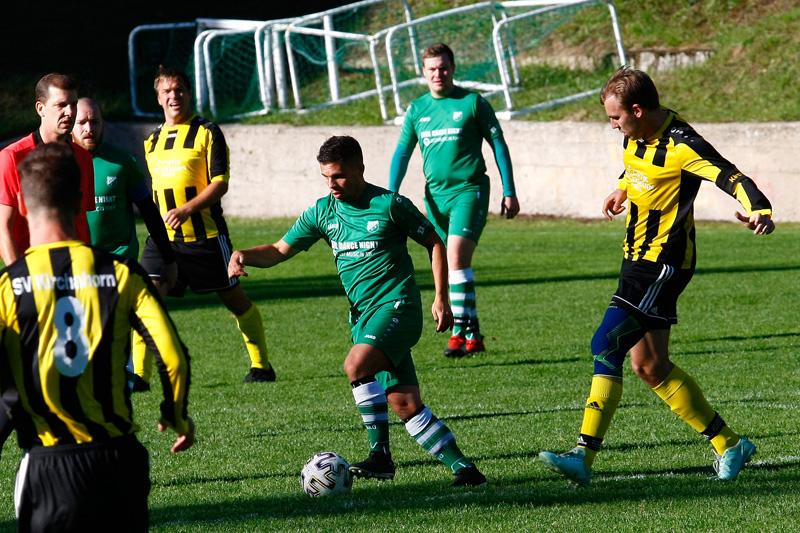 Ligaspiel  SV Kirchahorn - 4