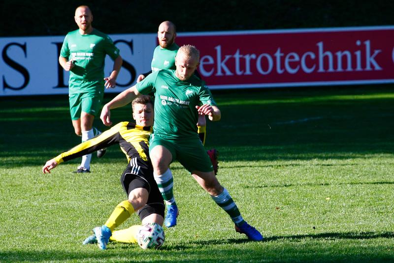 Ligaspiel  SV Kirchahorn - 5