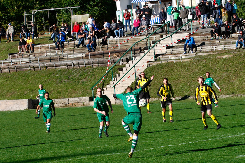 Ligaspiel  SV Kirchahorn - 6