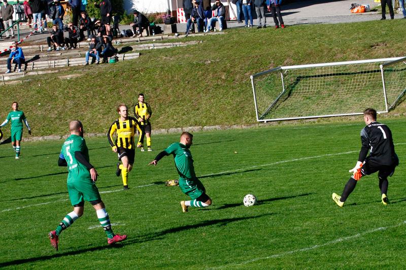 Ligaspiel  SV Kirchahorn - 7