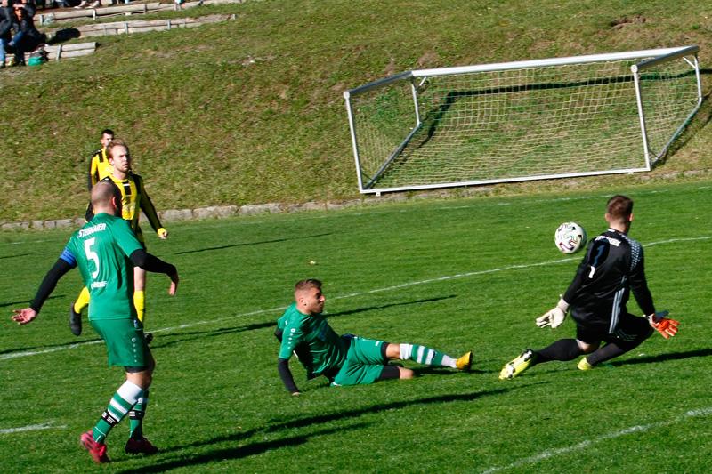 Ligaspiel  SV Kirchahorn - 8
