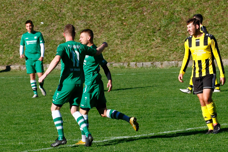 Ligaspiel  SV Kirchahorn - 11