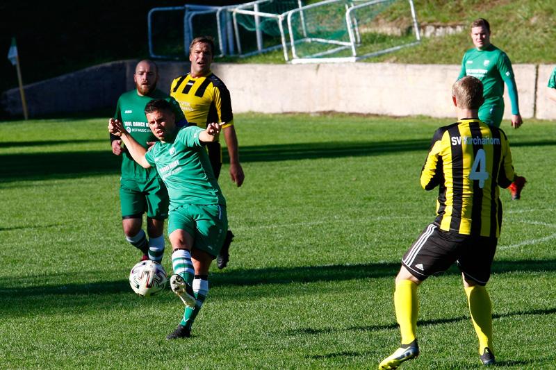 Ligaspiel  SV Kirchahorn - 15
