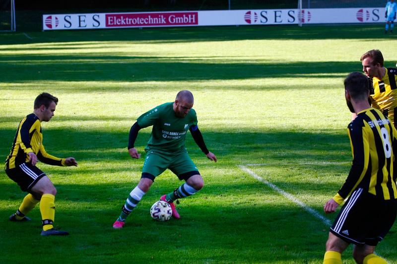 Ligaspiel  SV Kirchahorn - 16