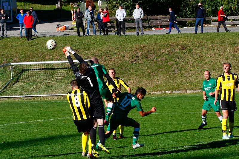 Ligaspiel  SV Kirchahorn - 17