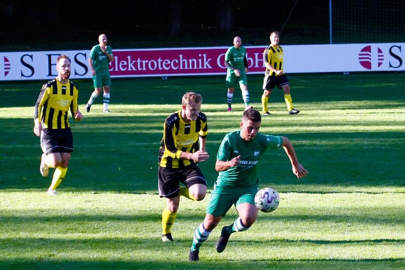 Ligaspiel  SV Kirchahorn - 19