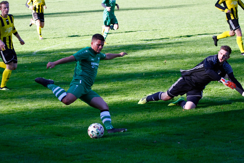 Ligaspiel  SV Kirchahorn - 20