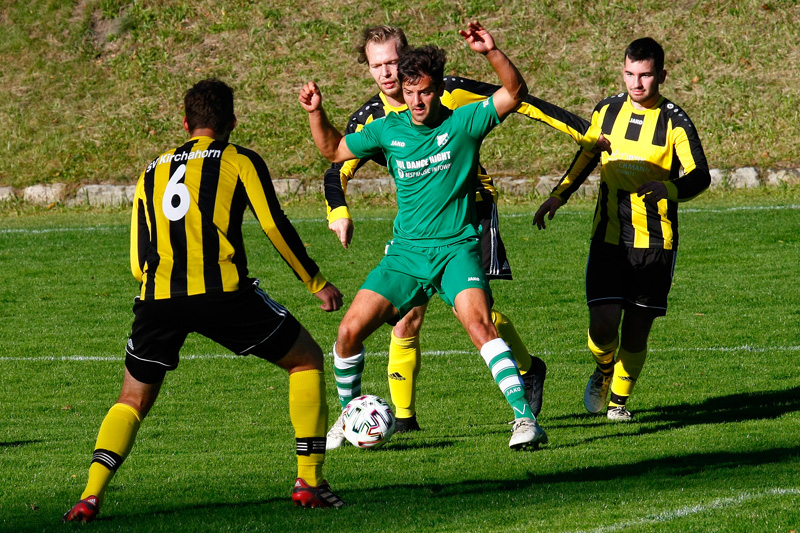 Ligaspiel  SV Kirchahorn - 25