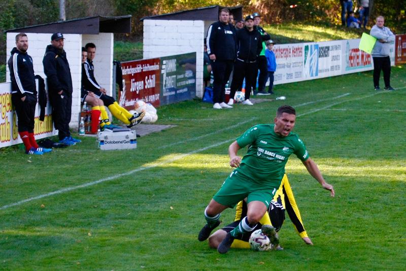 Ligaspiel  SV Kirchahorn - 31