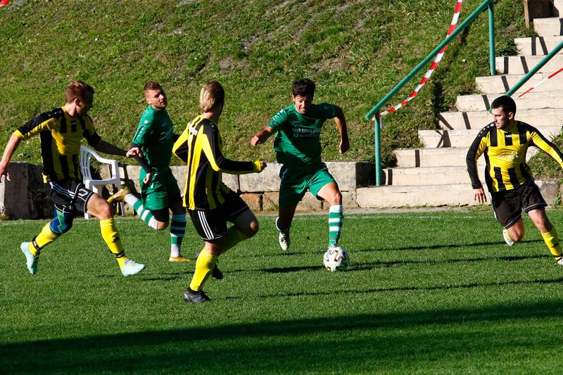 Ligaspiel  SV Kirchahorn - 32