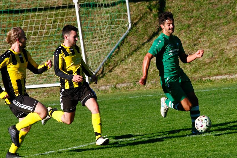 Ligaspiel  SV Kirchahorn - 33