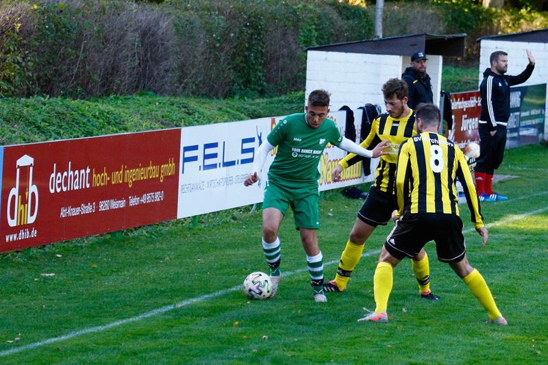 Ligaspiel  SV Kirchahorn - 34