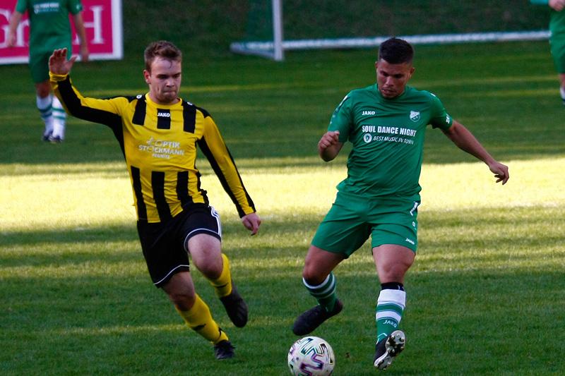 Ligaspiel  SV Kirchahorn - 35