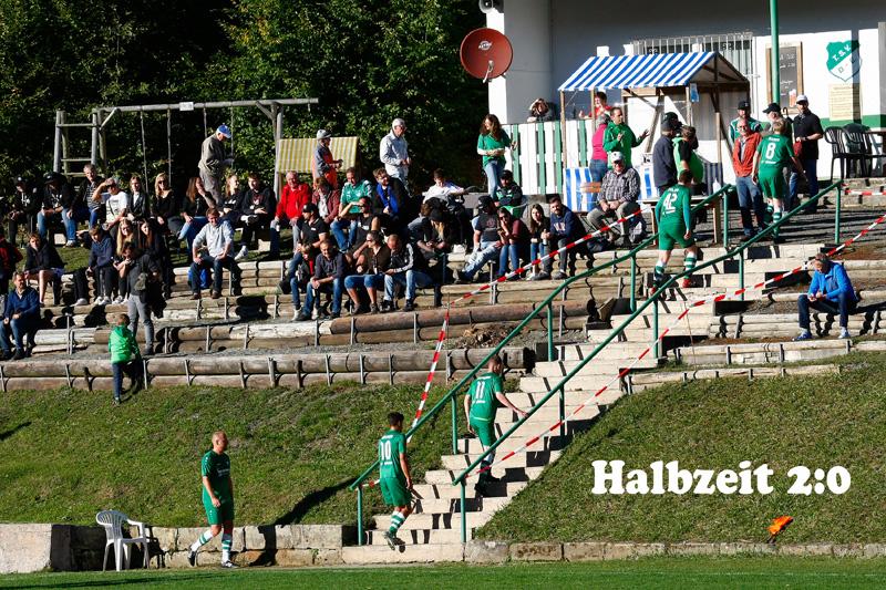 Ligaspiel  SV Kirchahorn - 43