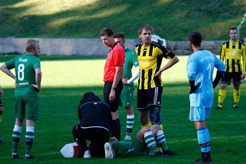 Ligaspiel  SV Kirchahorn - 55