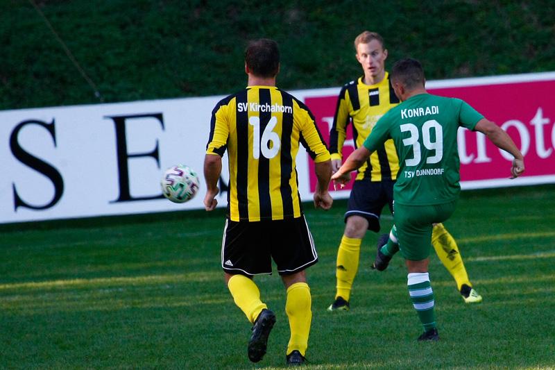 Ligaspiel  SV Kirchahorn - 56